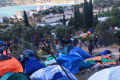 Grim winter ahead for refugees living in limbo on Greek island