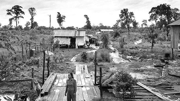Preah Vihea province in Cambodia. Photo: Jerome Sessini