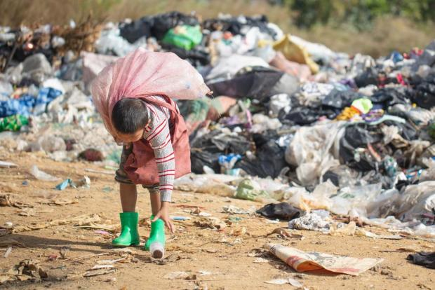 Many are wallowing in poverty. File photo: Shutterstock