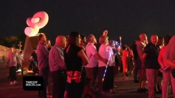 Watch: Tens of thousands show up for Notte Bianca | Video: Chris Sant Fournier