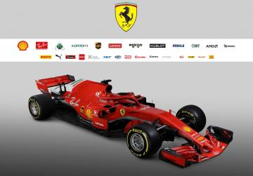 Watch: New Ferrari looks a big step up, says Vettel
