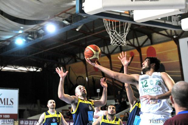 BUPA Luxol launched their league campaign with a win over Floriana on January 4 at the Ta'Qali Pavillion. Photo: Jason Borg