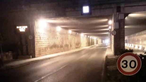 The Kirkop tunnels.