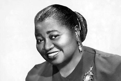 Hattie McDaniel became the first Black actor to win an Oscar for her part in 'Gone With The Wind'. Photo: Wikimedia Commons