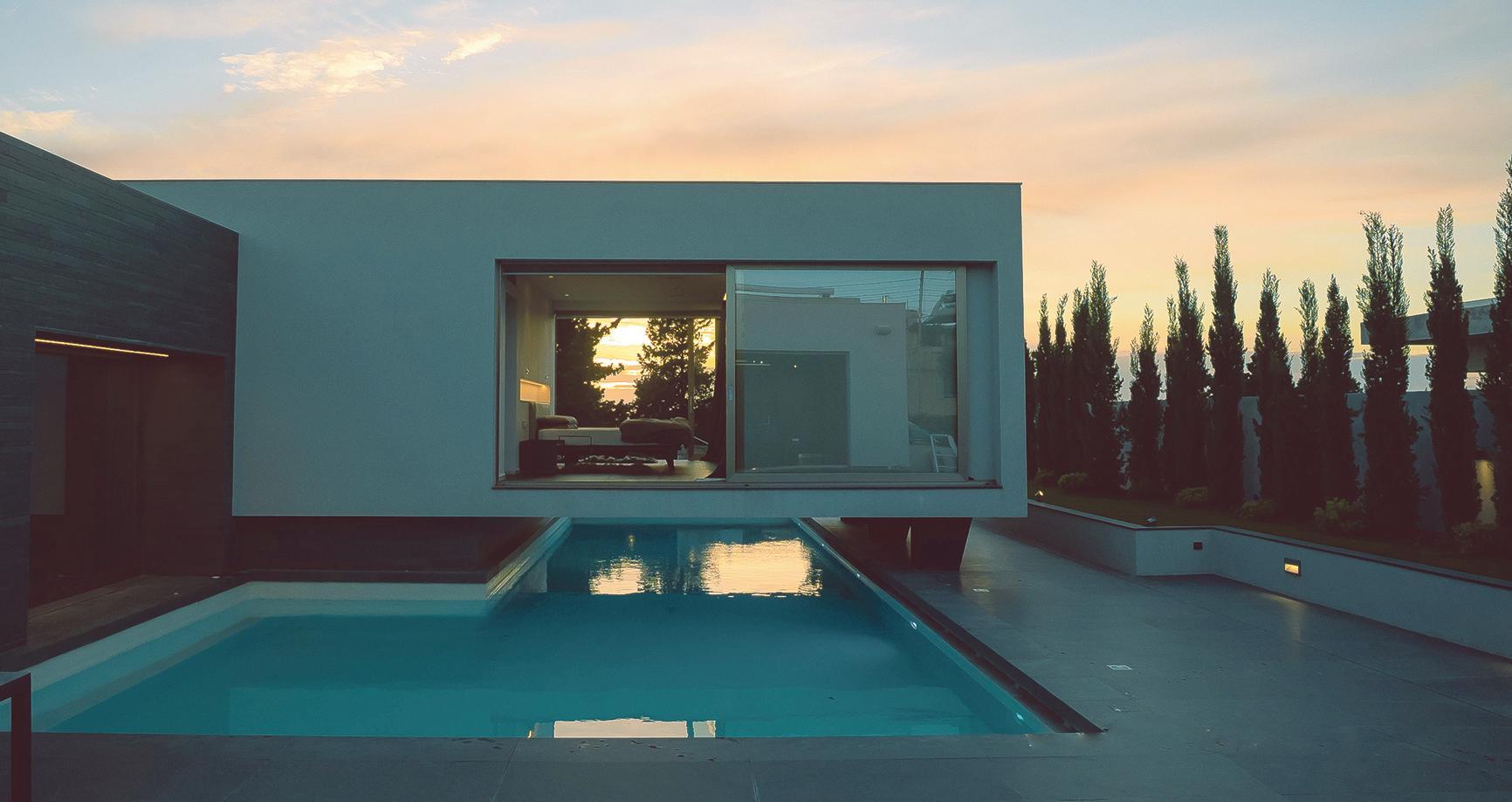 A single-family villa in Birguma by Forward Architects