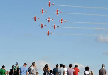 Air show to be shifted to Smart City