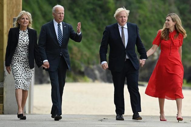 Northern Ireland casts shadow over first Johnson-Biden meeting