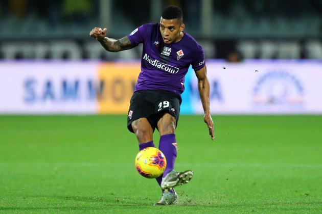 Fiorentina beat Atalanta to set up Inter cup quarters clash