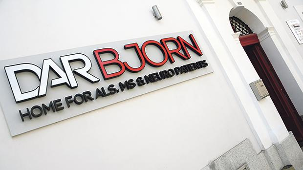 Dar Bjorn in Qormi offers round-the-clock medical, emotional and nursing care to 13 patients in a semi-independent setting.