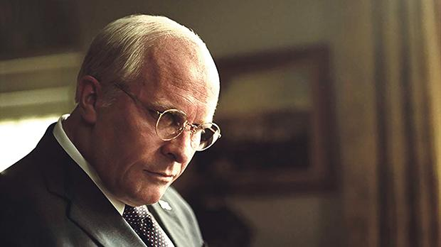 Christian Bale transforms to a ruthless Dick Cheney. Photo: IMDB