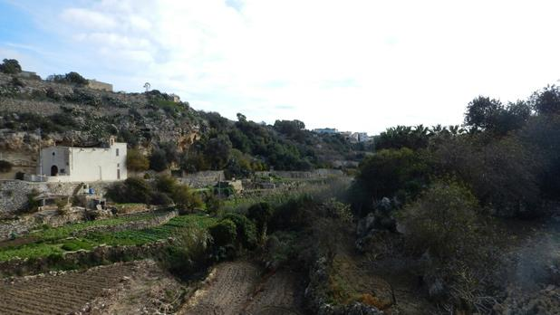 Lunzjata valley, Gozo. Photo: Antoine Muscat
