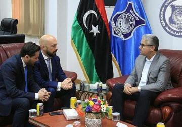 Talks in Tripoli by PM's 'special envoy' that never was