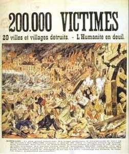 A dramatic interpretation of the 1908 earthquake disaster at Messina