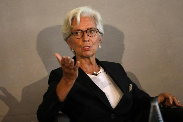 Central bank outsider Lagarde to chart new ECB course