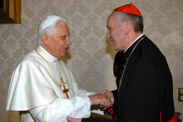 How 9-11 led to Pope Francis' election - Fr Julian Cassar