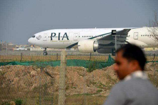 Passenger plane crashes in residential area in Pakistan