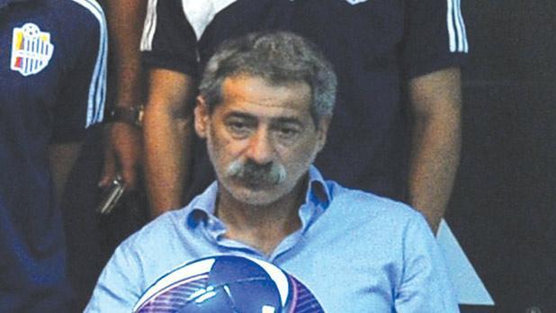 Enrico Piccioni is no longer Mosta's coach.