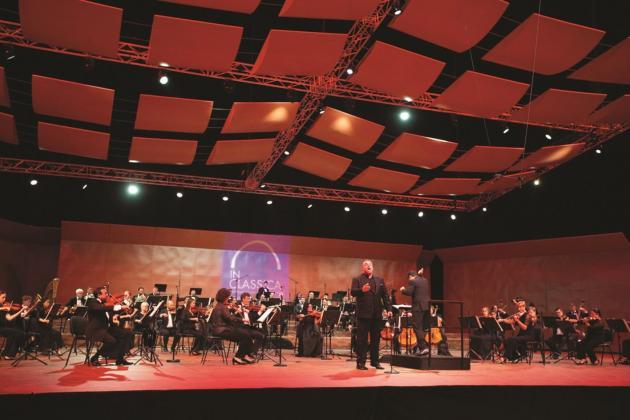 Malta's national orchestra performs in Dubai