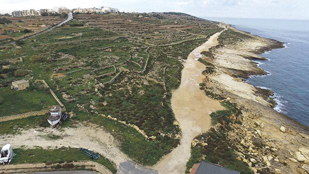 The ERA believes large projects should be restricted to the Xgħajra coast. Photo: Matthew Mirabelli