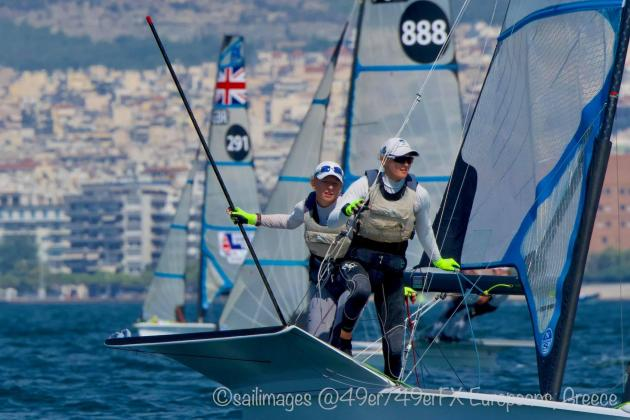Schultheis sisters lead the way at European Championships in Greece