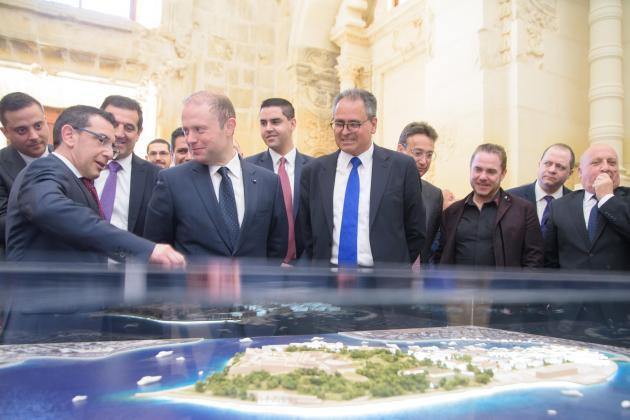 €100 million Manoel Island talks dropped by Midi, Tumas