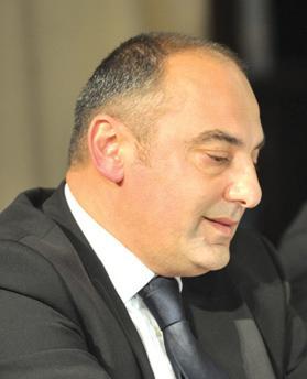 Silvio Scerri, the Home Affairs Ministry's chief of staff. Photo: Jason Borg