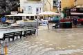 Xlendi flooded as Gozo hit with heavy rains