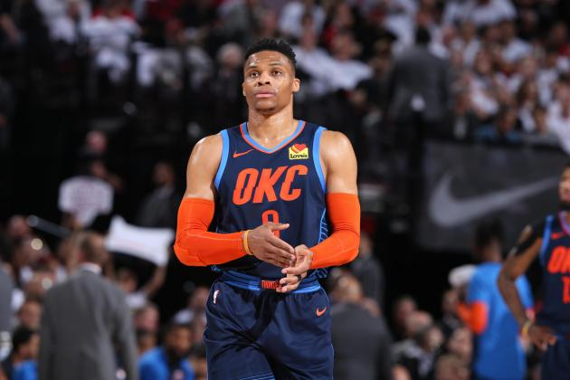 Westbrook 'eternally grateful' to OKC, Harden vows 'fun'