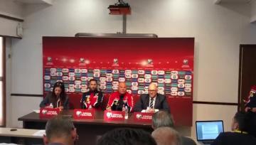 Watch: Malta coach rubbishes talk of 12-1 vendetta  | Video: Gianluca Lia