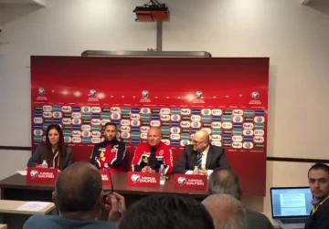 Watch: Malta coach rubbishes talk of 12-1 vendetta