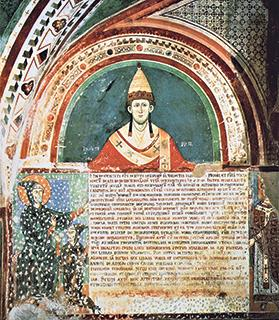 Pope Innocent III (1189-1216), who opposed the translation of the Scriptures into national languages.