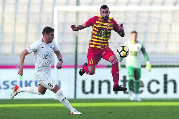 Last-gasp goal sees Birkirkara through