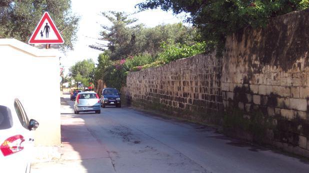 Part of Triq Il-Linja in Attard