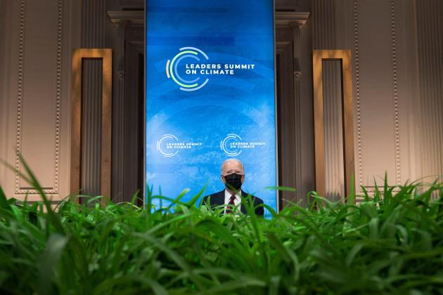 Biden cranks up US ambition as summit lifts climate hopes