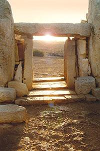 The Mnajdra Temples