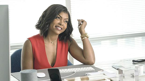Taraji P. Henson uses her newfound ability to her advantage in the comedy What Men Want.