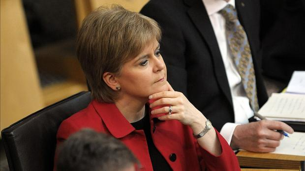 Scottish leader Nicola Sturgeon demands United Kingdom independence vote
