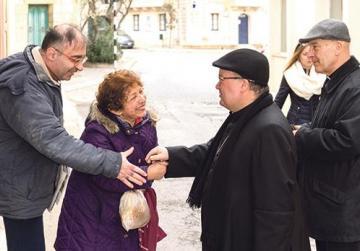 Archbishop's pastoral visit to Balzan