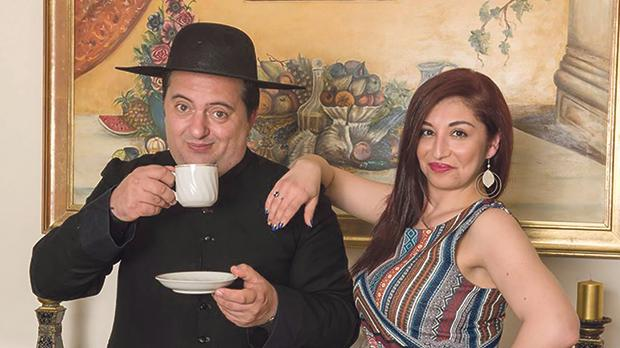 Mario Camilleri and Veronica Mizzi are the main protagonists of In-Neputija tal-Kappillan.