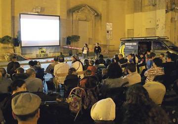 Documentary screening in Luqa