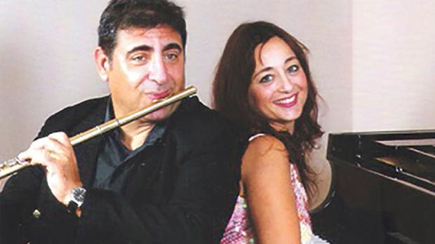 Silvio Zammit and Ramona Zammit Formosa