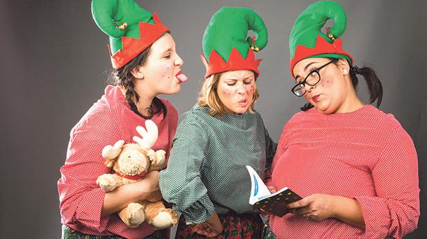 the cast of fil anut tal pupi - All About Christmas Eve Cast
