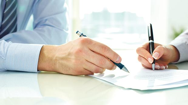 We should all read the terms and conditions of a sales contract before signing it.