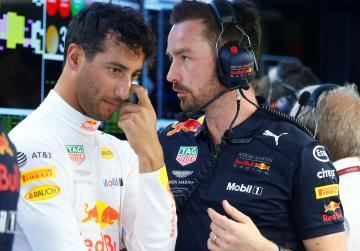 Ricciardo fastest in first German GP practice