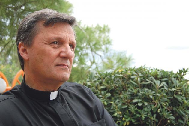 Thank you Bishop Mario - Salvu Felice Pace