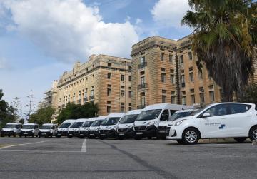 New car fleet for Gozo General, Karin Grech, St Luke's hospitals