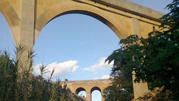 Wied il-Għasel, Mosta. Photo: Robert Grech