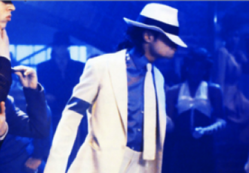 Michael Jackson used special shoes for Smooth Criminal tilt