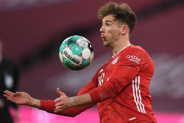 Goretzka out of Germany's opening Euro 2020 clash against France