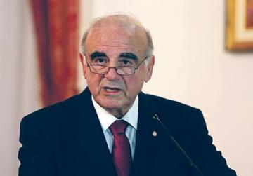 George Vella made his own chief of staff an Ambassador